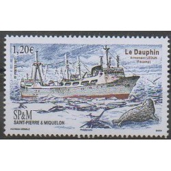 Saint-Pierre et Miquelon - 2017 - No 1178 - Navigation