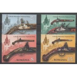 Roumanie - 2017 - No 6123/6126 - Artisanat