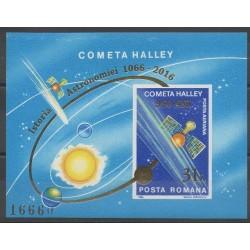 Romania - 2016 - Nb BF180AA - Astronomy