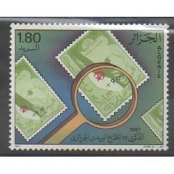Algérie - 1987 - No 899 - Philatélie