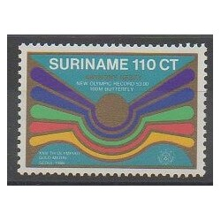 Suriname - 1988 - Nb 1137 - Summer Olympics