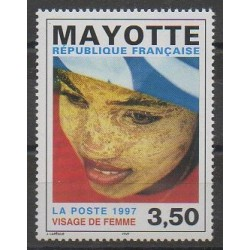 Mayotte - Poste - 1997 - No 47
