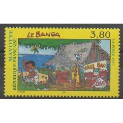 Mayotte - Poste - 1997 - No 45