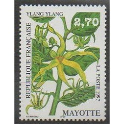 Mayotte - Poste - 1997 - No 42 - Flore