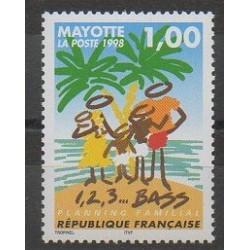 Mayotte - 1998 - Nb 54