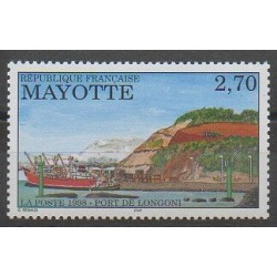 Mayotte - Poste - 1998 - No 53 - Sites