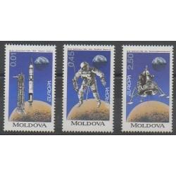 Moldavie - 1994 - No 96/98 - Espace - Europa
