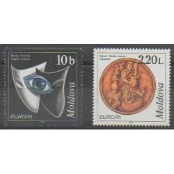 Moldova - 1998 - Nb 234/235 - Europa