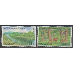 Moldavie - 1999 - No 263/264 - Europa