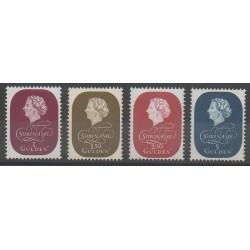 Suriname - 1959 - Nb 323/326