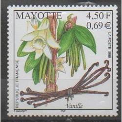 Mayotte - 1999 - Nb 78 - Gastronomy - Fruits