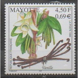 Mayotte - Poste - 1999 - No 78 - Gastronomie - Fruits