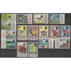 timbres de Trinité et tobago de 1969