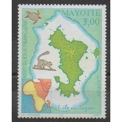 Mayotte - Post - 1999 - Nb 69