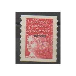 Mayotte - 1998 - No 61A
