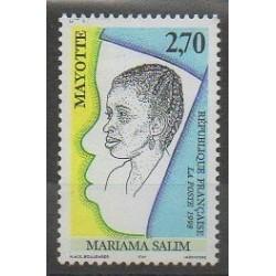 Mayotte - 1998 - Nb 58