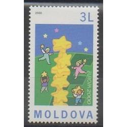 Moldavie - 2000 - No 313 - Europa
