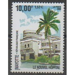 Mayotte - 2000 - Nb 91 - Health