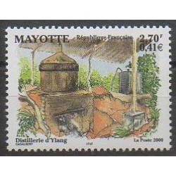 Mayotte - 2000 - Nb 90