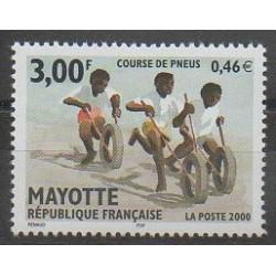 Mayotte - Poste - 2000 - No 88 - Enfance