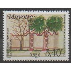 Mayotte - Poste - 2000 - No 87