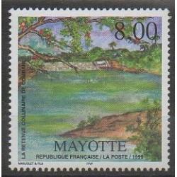 Mayotte - 1999 - Nb 70 - Sights