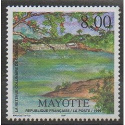 Mayotte - Poste - 1999 - No 70 - Sites