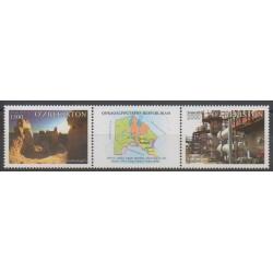 Uzbekistan - 2014 - Nb 950/951 - Sights