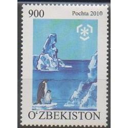 Ouzbékistan - 2010 - No 811 - Polaire