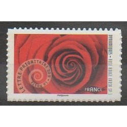 France - Self-adhesive - 2014 - Nb 930A - Roses