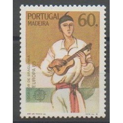 Portugal (Madeira) - 1985 - Nb 102 - Music - Europa
