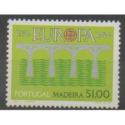 Portugal (Madeira) - 1984 - Nb 95 - Europa