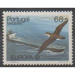 Portugal (Madeira) - 1986 - Nb 111 - Environment - Europa