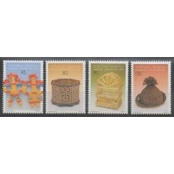 Portugal (Madère) - 1995 - No 185/188 - Artisanat
