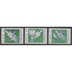 Uzbekistan - 1997 - Nb 99/101 - Various sports