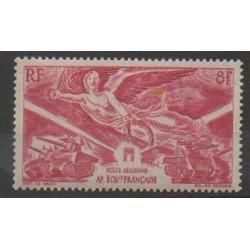 Afrique Equatoriale Française - 1946 - No PA43