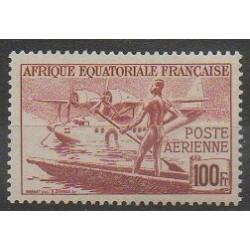 Afrique Equatoriale Française - 1944 - No PA42