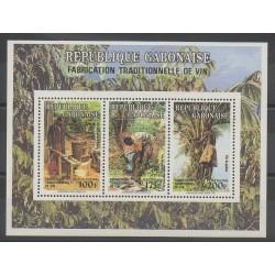 Gabon - 1993 - No BF71 - Gastronomie