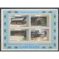 Gabon - 1996 - No BF77D