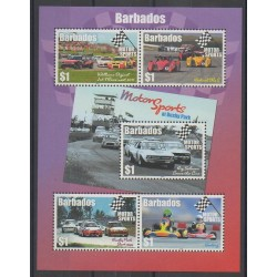 Barbados - 2017 - Nb BF61 - Cars