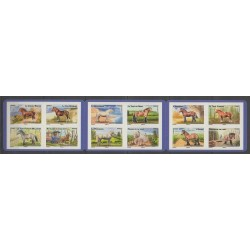 France - Self-adhesive - 2013 - Nb BC813 - Horses