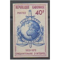 Gabon - 1973 - No 316ND