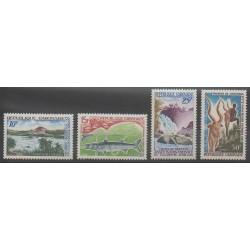 Gabon - 1969 - No 235/238 - Tourisme