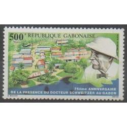 Gabon - 1988 - No PA286 - Santé ou Croix-Rouge