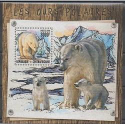 Central African Republic - 2016 - Nb BF1043 - Polar - Mamals