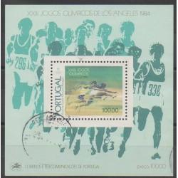 Portugal - 1984 - No BF46 - Jeux Olympiques d'été - Oblitéré