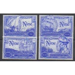 Niue - 1999 - No 698/701 - Navigation
