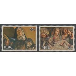 Niue - 1979 - No 226/227 - Pâques