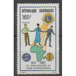Gabon - 1987 - Nb 623