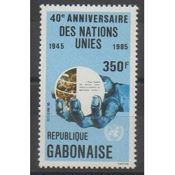 Gabon - 1985 - No PA269